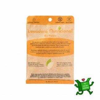 Venta de Levadura Nutricional en polvo 100 g